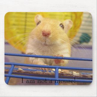 Tapis De Souris Je ne suis pas une souris !