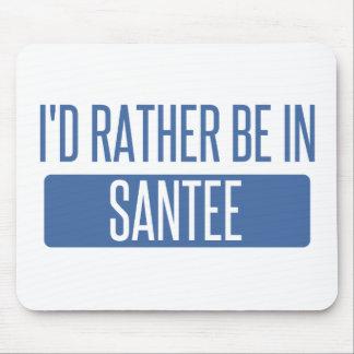 Tapis De Souris Je serais plutôt dans Santee