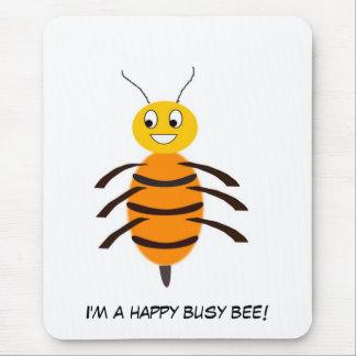 Tapis De Souris Je suis une fourmi heureuse !