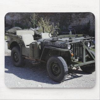 Tapis De Souris Jeep classique de Willys