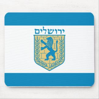 Tapis De Souris Jérusalem, Israël