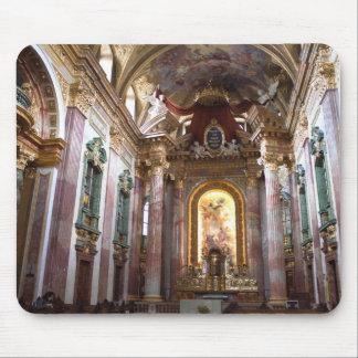 Tapis De Souris Jesuitenkirche, Wien