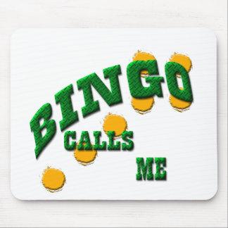 Tapis De Souris Jeux de bingo-test