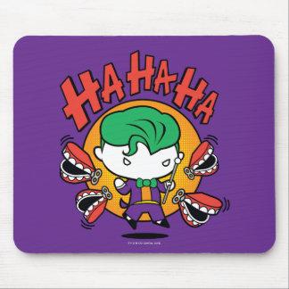 Tapis De Souris Joker de Chibi avec des dents de jouet