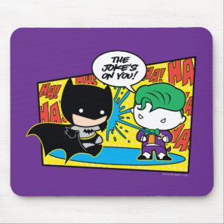 Tapis De Souris Joker de Chibi Pranking Chibi Batman