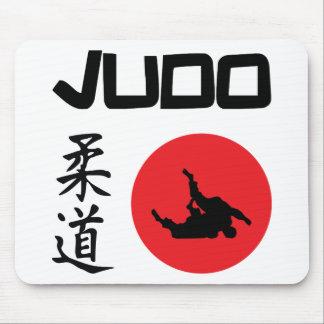 Tapis De Souris Judo
