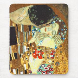 Tapis De Souris Klimt : Le baiser