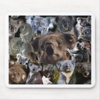 Tapis De Souris Koala heureux