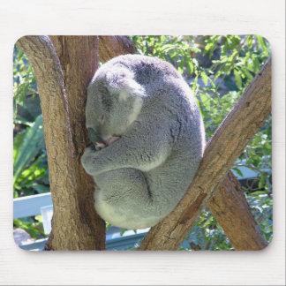 Tapis De Souris Koala Mousepad de sommeil