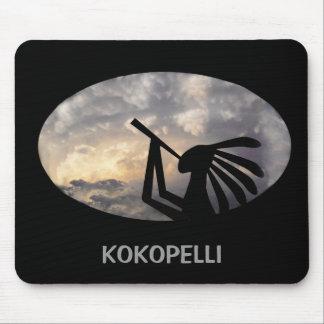 Tapis De Souris Kokopelli apporte la pluie Mousepad