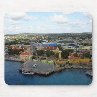 Tapis De Souris Kralendijk Harborfront