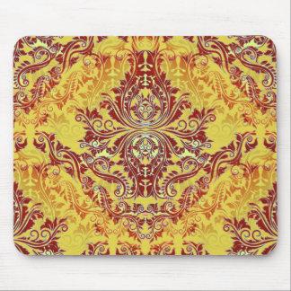 Tapis De Souris La Boca-Multi__Unisex d'Abstract-Art_Design (c)