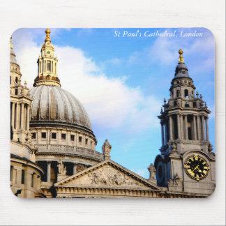 Tapis De Souris La cathédrale de St Paul, Londres, Mousepad