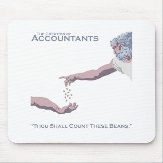 Tapis De Souris La création des comptables