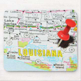 Tapis De Souris La Louisiane