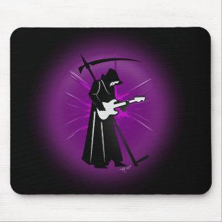 Tapis De Souris La mort et rock