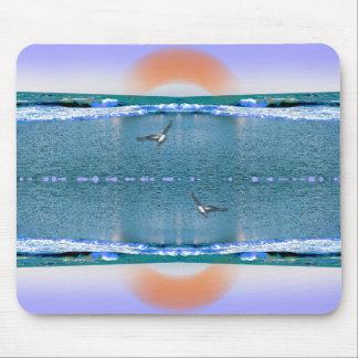 Tapis De Souris la musique de l'eau et de la lumière