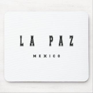 Tapis De Souris La Paz Mexique