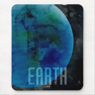 Tapis De Souris La terre de planète