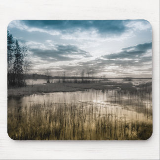 Tapis De Souris Lac sombre
