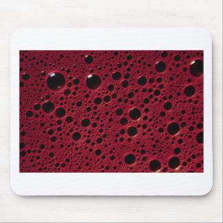 Tapis De Souris L'alien bouillonne texture de Bordeaux