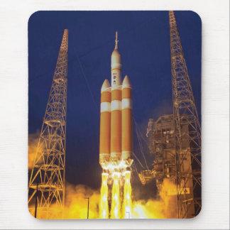 Tapis De Souris Lancement de Rocket de vaisseau spatial de la NASA