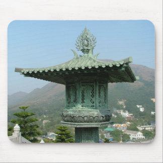 Tapis De Souris Lanterne chez Tian Tan Bouddha