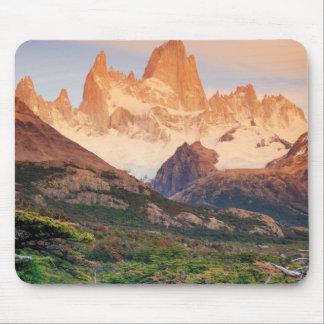 Tapis De Souris L'Argentine, Patagonia, parc national de
