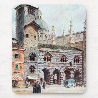 Tapis De Souris Le Brotello et la cathédrale