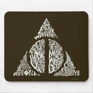 Tapis De Souris Le charme | de Harry Potter DE MORT SANCTIFIE la