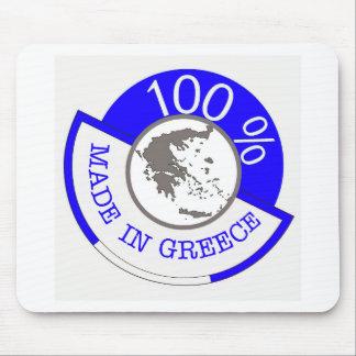 TAPIS DE SOURIS LE CREST DE LA GRÈCE 100%