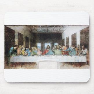 Tapis De Souris Le dernier dîner par Leonardo da Vinci