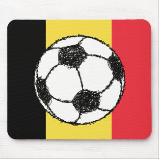 Tapis De Souris Le football de la Belgique
