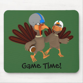 Tapis De Souris Le football Mousepad de la Turquie de thanksgiving