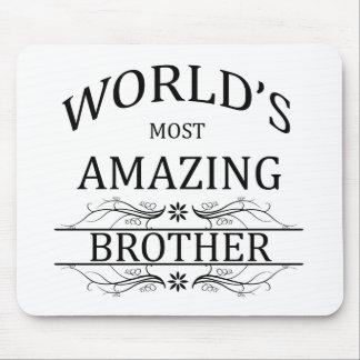 Tapis De Souris Le frère le plus extraordinaire du monde