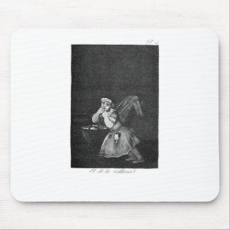 Tapis De Souris Le garçon de la bonne d'enfants par Francisco Goya