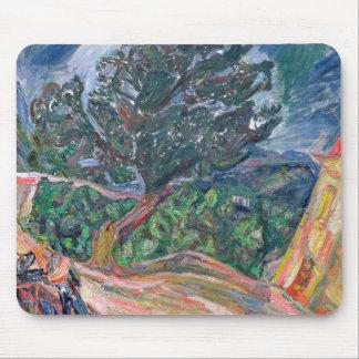 Tapis De Souris Le grand arbre bleu, c.1940-42