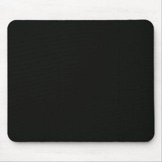 Tapis De Souris Le gris noir vide simple do-it-yourself ajoutent