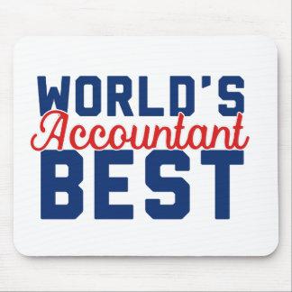 Tapis De Souris Le meilleur comptable du monde