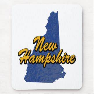 Tapis De Souris Le New Hampshire