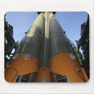 Tapis De Souris Le vaisseau spatial 2 de Soyuz TMA-13