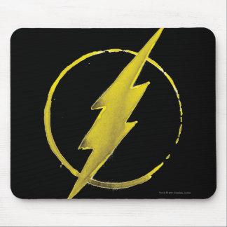 Tapis De Souris L'emblème | jaune instantané de coffre