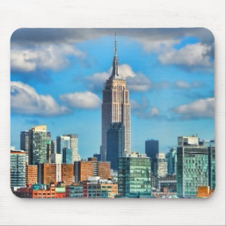 Tapis De Souris L'Empire State Building New York City