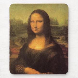 Tapis De Souris Leonardo Da Vinci Mona Lisa