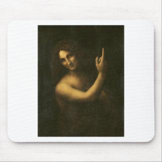 Tapis De Souris Leonardo da Vinci - peinture de Jean-Baptist de