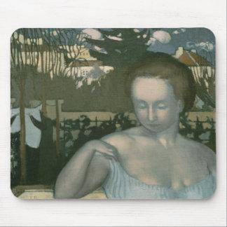 Tapis De Souris L'épouse de l'artiste, 1893