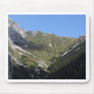Tapis De Souris Les Alpes bavarois s'approchent de Berchtesgaden