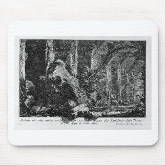 Tapis De Souris Les antiquités romaines, T. 1, plat XXVII.