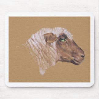 Tapis De Souris Les moutons hargneux