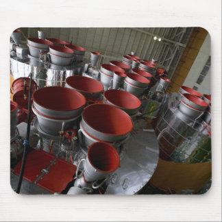Tapis De Souris Les propulseurs du vaisseau spatial 2 de Soyuz